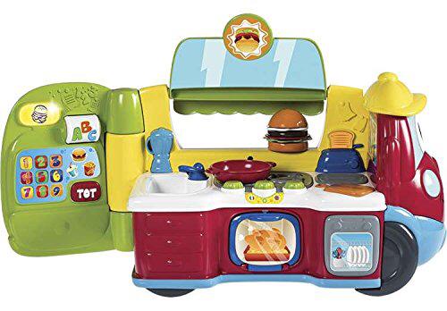 Food Truck bilingüe