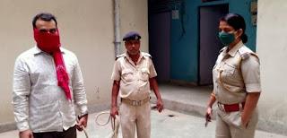 Bihar News/अन्तर्राज्यीय लुटेरा गिरोह का एक बदमाश गिरफ्तार