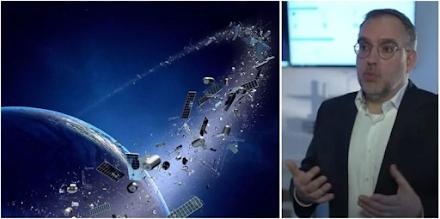 Ο κινεζικός πύραυλος δεν ήταν μια μεμονωμένη περίπτωση λέει τώρα ένας ειδικός του Ευρωπαϊκού Οργανισμού Διαστήματος (ESA)