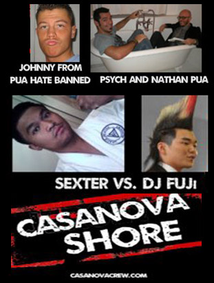 Casanova Shore, Casanova Crew