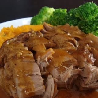 Maple & Brown Sugar Pork Tenderloin.