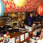 okinawa-style kitchen in Ikebukuro, Tokyo, Japan
