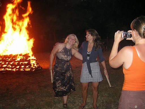 A tűz harcosai