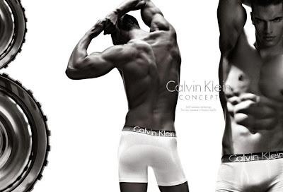 Calvin Klein Underwear Concept - PV 2013