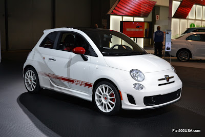 US Fiat 500 Abarth