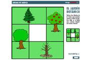 Puzzle del Jardín Botánico