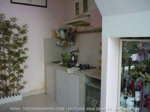 Bán nhà Đỗ Tấn Phong , Quận Phú Nhuận giá 1, 65 tỷ - NT17