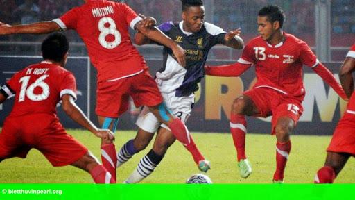 Hình 2: Tuyển Indonesia phải đá hai trận không khán giả