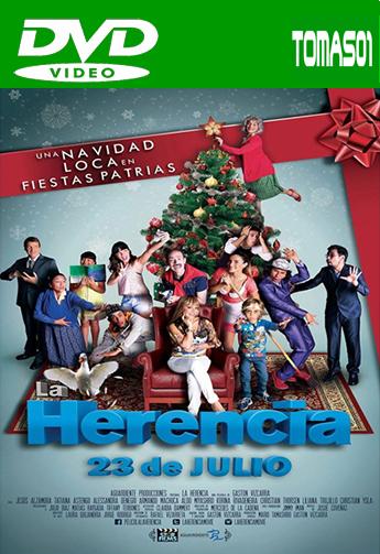 La herencia (2015) DVDRip
