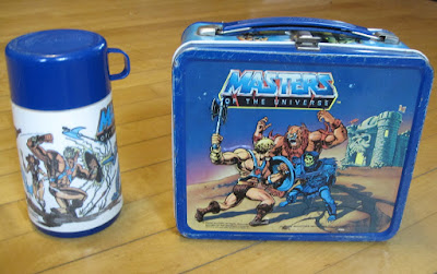 Masters of The Universe Lunch Box