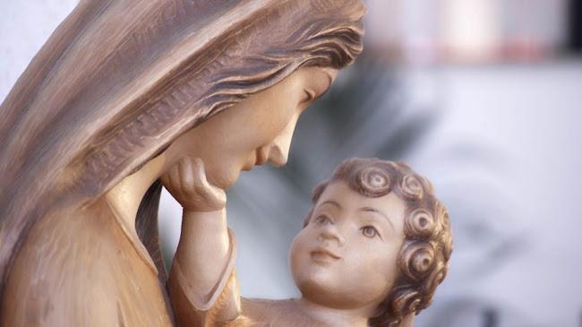 Học hỏi gương sáng của Mẹ Maria