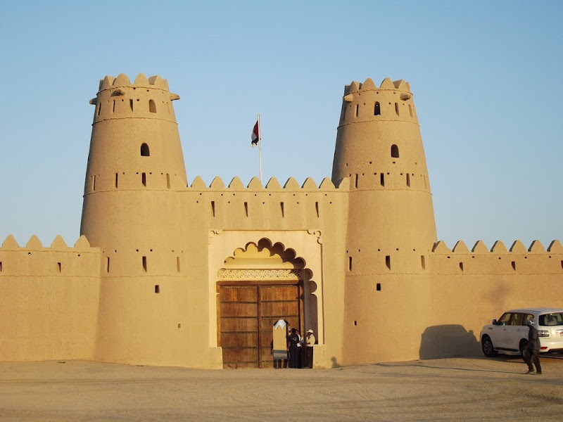 Al Jahili Fort | Top 10 things to do in Abu Dhabi