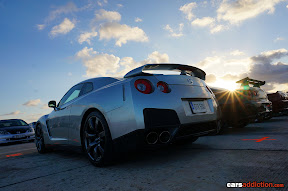 Mighty Nissan R35