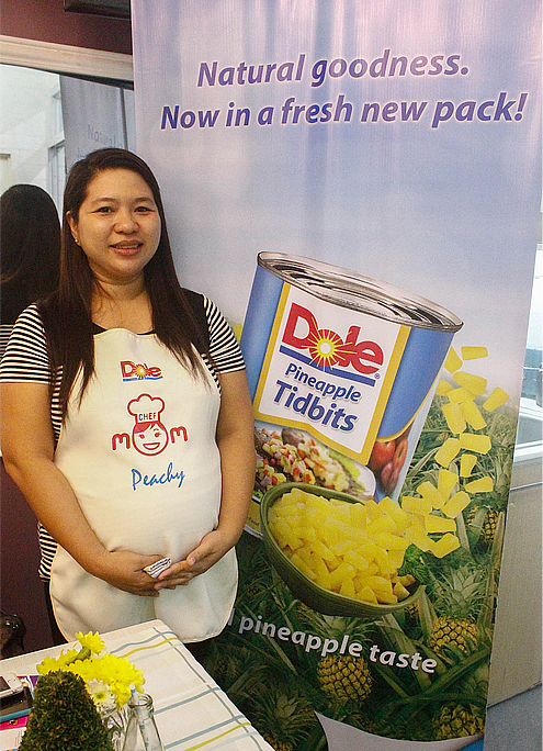 Fun Cooking with Dole Chef Moms