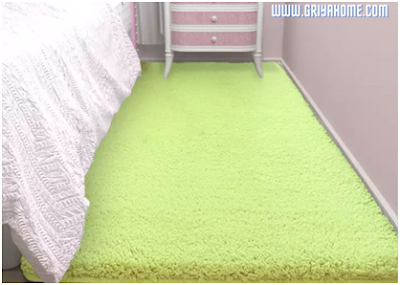 Gunakan tema hijau atau alami untuk ruang tidur Anda