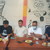 Pemiihan Ketua Askot PSSI Kota Yogyakarta, Susanto Dwi Antoro dan Agung Damar Deklarasi
