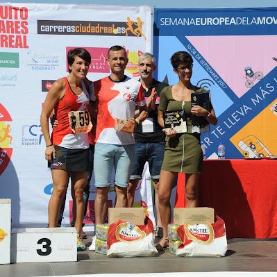 Media Maratón de Puertollano 2017 - Trofeos