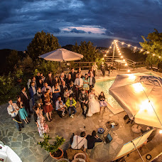 Fotografo di matrimoni Alessandro Castagnini (castagnini). Foto del 26.10.2017