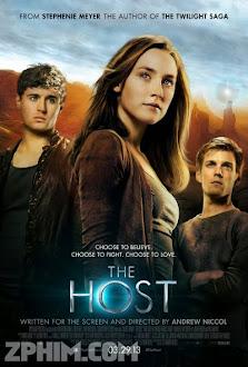 Vật Chủ - The Host (2013) Poster
