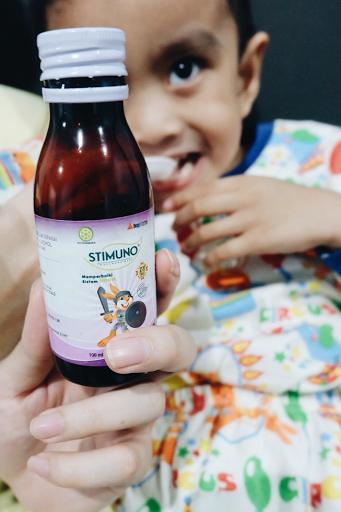 Stimuno Syrup