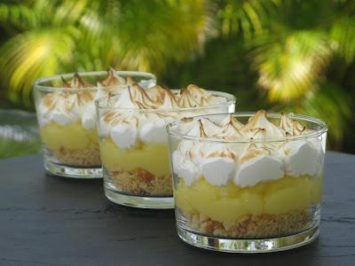 Tiramisu façon citron meringué - recette indexée dans les Desserts