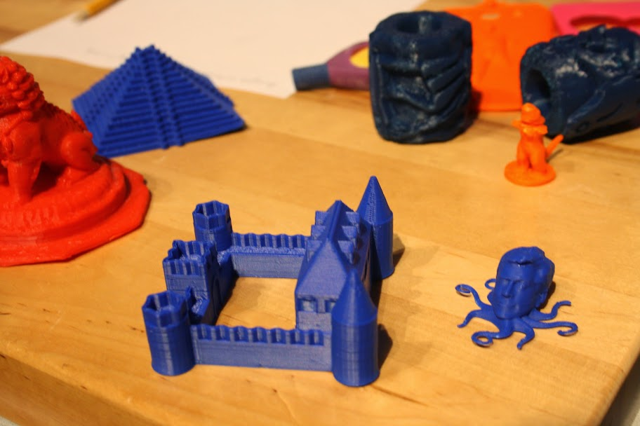 Experience 3D Printing the Future   The Exhibition and MOSI