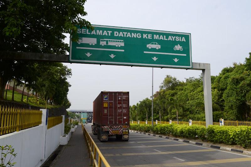 тайланд малайзия тайско-малазийская граница пересечение