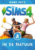 De Sims 4 In de Natuur boxart