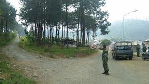 Jalur Evakuasi Gunung Slamet di Sirampog Ditinjau