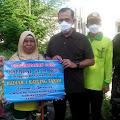 Peduli dan Apresiasi Petugas Kebersihan, Plh Bupati dan Anggota DPRD OKU Berikan 1 Kapling Tanah