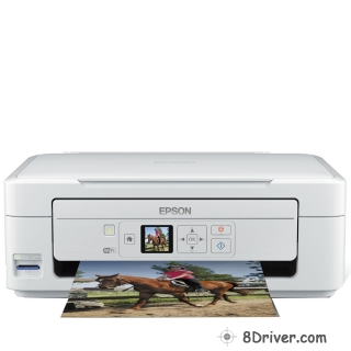 download Epson Expression Home XP-315 printer's driver