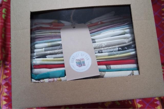 Bundles of fun material pack