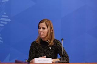 Com temor capitã cloroquina' pede direito ao silêncio em CPI
