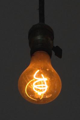 A lâmpada centenária (centennial bulb)
