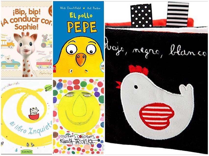 La familia lee. Libros para niños y adultos