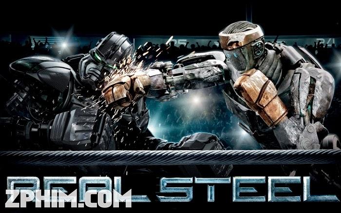 Ảnh trong phim Tay Đấm Thép - Real Steel 1