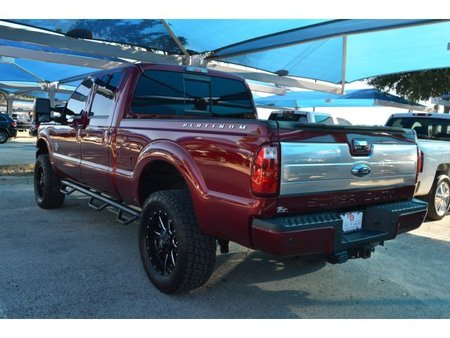 51 991 ruby red 2015 ford f 250 platinum crew cab 4wd power stroke diesel tdy sales new. Black Bedroom Furniture Sets. Home Design Ideas