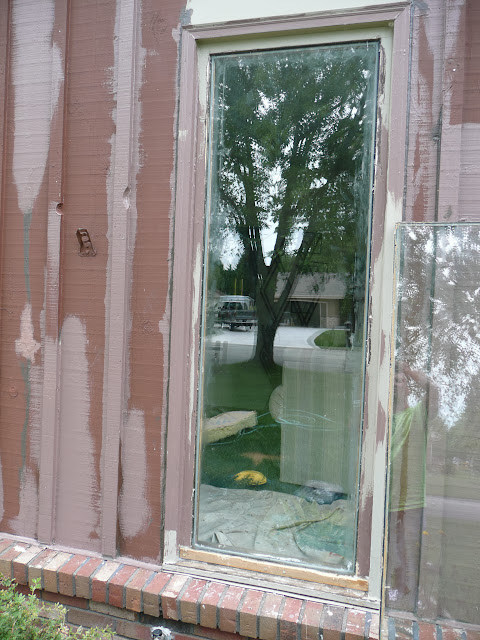 Exterior paint & repairs/ Germantown - P1010321.JPG