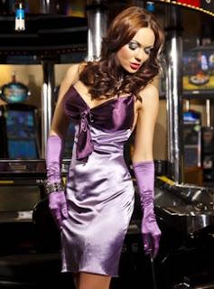 Kate Violet Dress 1