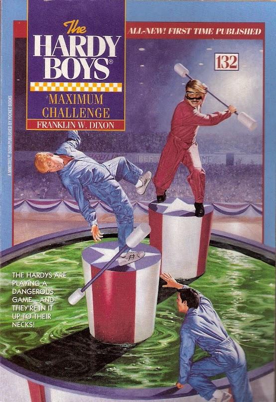 Maximum Challenge cover