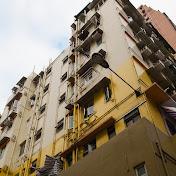 Гонконг очень пестр. Здесь не стесняются раскрашивать стены домов в самые странные цвета.