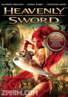 Ỷ Thiên Kiếm - Heavenly Sword (2014) Poster