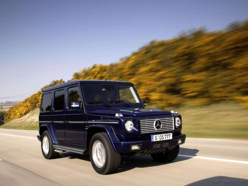 2004 mercedes benz g class g55 amg specifications pictures prices. Black Bedroom Furniture Sets. Home Design Ideas
