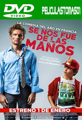 Se nos fue de las Manos (Babysitting) (2014) DVDRip