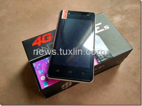 Hands On Smartphone 4G LTE Andromax Es