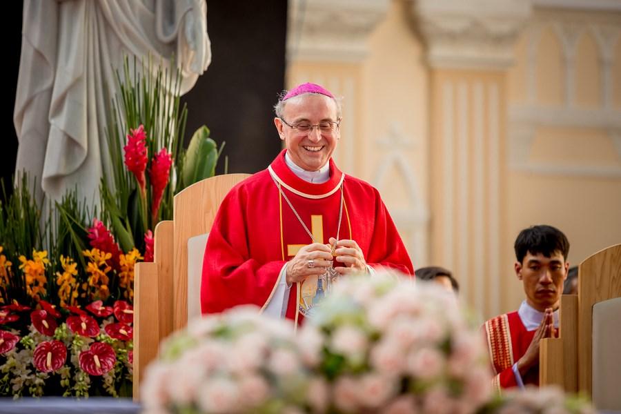 Đức TGM Leopoldo Girelli, tân Sứ Thần Tòa Thánh tại Israel