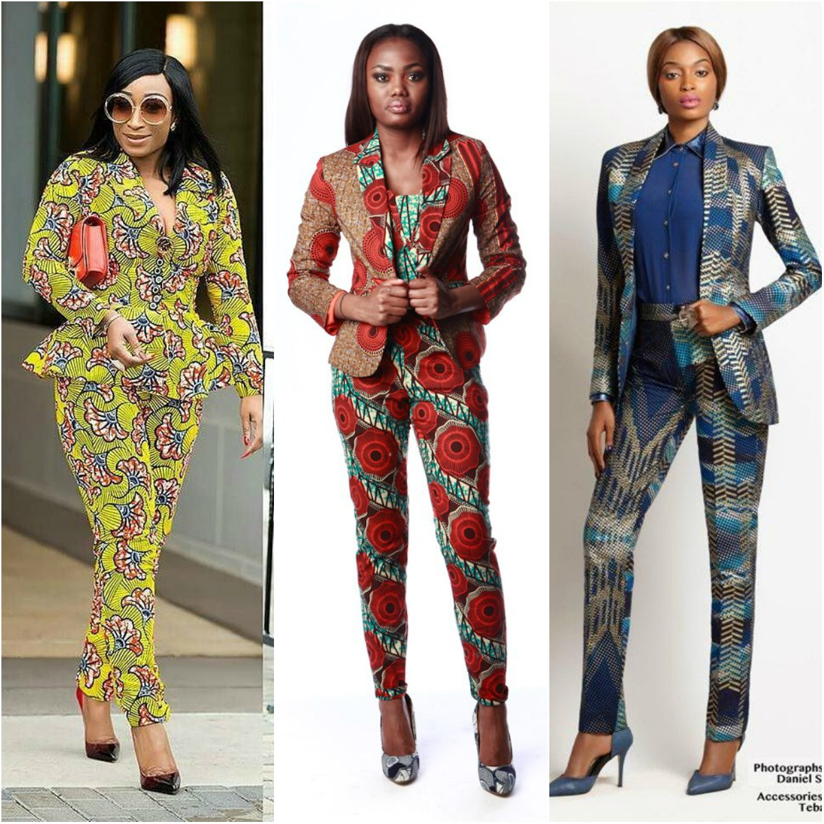 PRETTY AFRICAN SUITS FOR ATTRACTIVE AND PROFESSIONAL LADIES 2