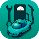 aCar - Car Management, Mileage icon