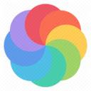 Multi Color New Tab Icon