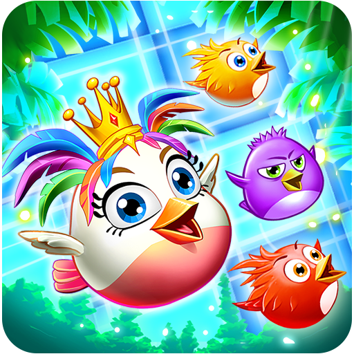Birds Pop Mania: Match 3 Game file APK for Gaming PC/PS3/PS4 Smart TV